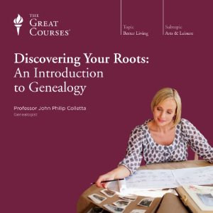 John Philip Colletta's Discovering Your Roots: An Introduction to Genealogy (Audible Audiobook)