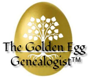 Golden Egg Genealogist