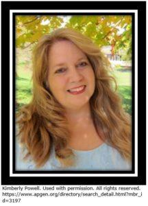 Kimberly Powell_APG Bio Image